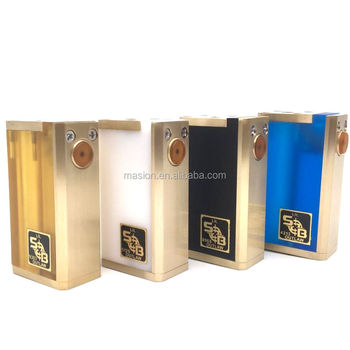 Newest mechanical mod box philippine SOB LIL, View mod box, Masion Product  Details from Shenzhen Masion He Electronic Co , Ltd  on Alibaba com