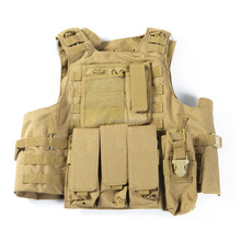 Bulletproof Vest /Body Armor /Chaleco antibalas with quick release system, ISO SGS standard