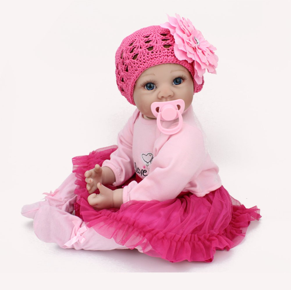 Npk Doll Reborn Baby Dolls Lifelike Vinyl Doll China Cheap