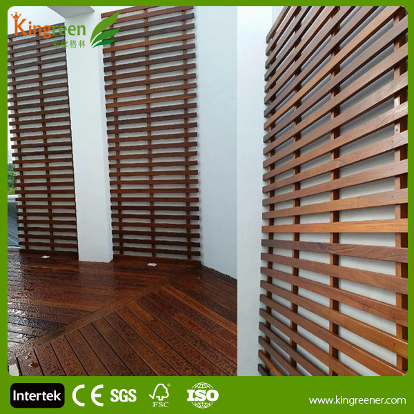 Plastic exterior wall decorative panel fire resistant wood for External wall materials