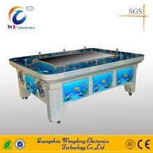 10 seats Ticket Bingo fish game machine Fire Kirin fishing machine slot casino gambling fish game from China