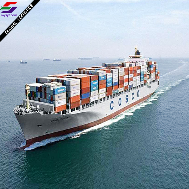 Sea shipping cost from china to Europe portugal