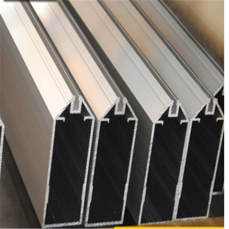 Aluminium profile for curtain tracks,high quality alloy customized glass curtain wall aluminium profiles for sales