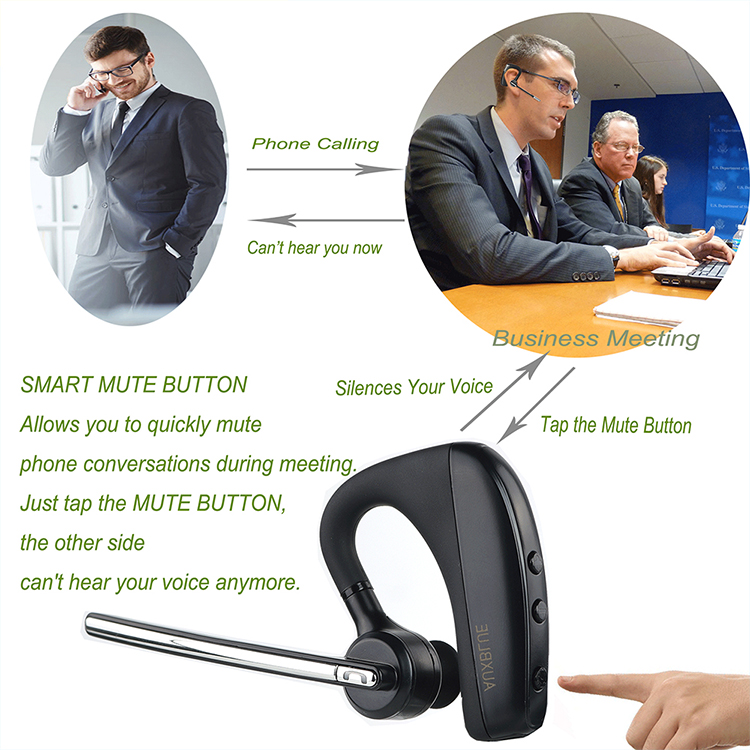 블루투스 헤드셋 무선 T5920 t5950 V4.1 (touchless) 핸즈프리 Business Earphone Mic tk-t89 와 대 한 Business Office Driving