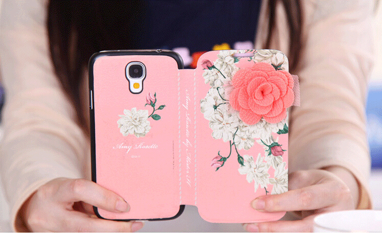 Newest Phone Cover For Iphone 6/6 Plus,For Samsung,Flower Style ...