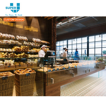 Professional Bread Bakery Shop Interior Design  sc 1 st  Alibaba & Professional Bread Bakery Shop Interior Design - Buy Bakery Shop ...