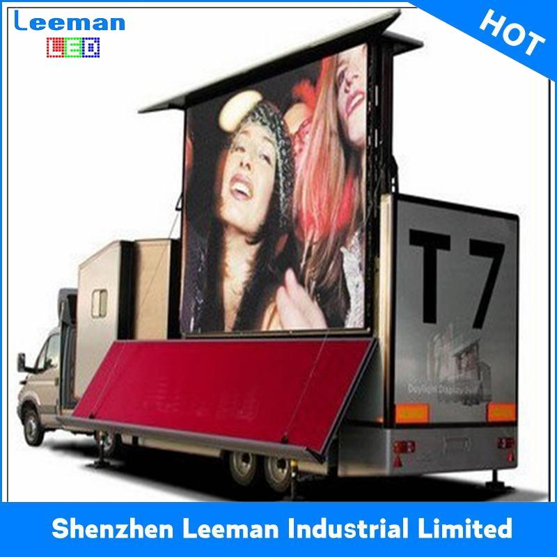 used mobile advertising trucks for sale lighting manufacturers truck/bus/car mounted full color led display board