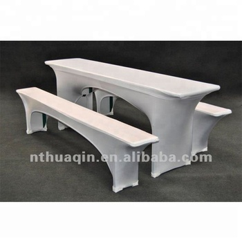 225 & Stretch Biertischhusse Bierbankhussen Garden Table And Bench Cover Folding Beer Table And Bench Set - Buy Beer Bench Table CoverTable And Bench For 2 ...