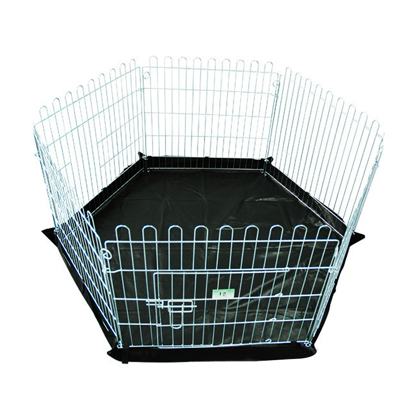 metal enclosure Folding dog play pen