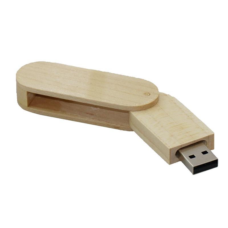 wholesale price maple wood USB flash pendrive for corporate items