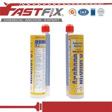 fixed quickly construction construction liquid adhesive dow corning sealant concrete harden anchor bolt
