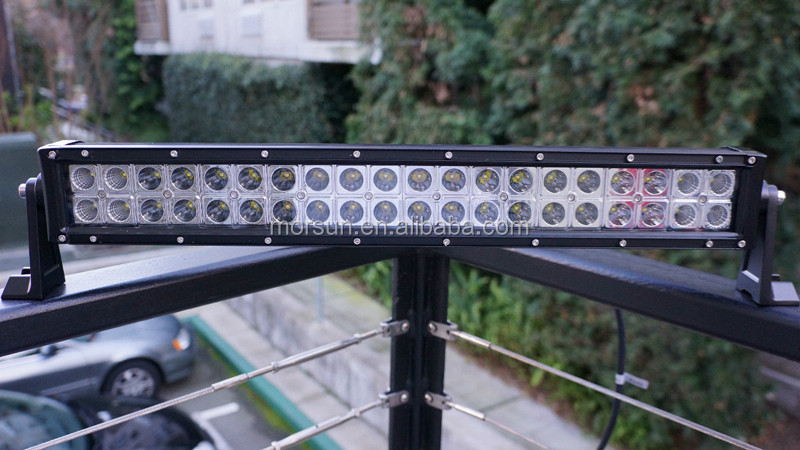 car exterior led panel light, 120w ledbar car accessory, led ...