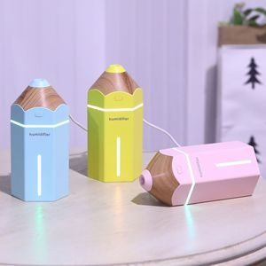 New pencil humidifier usb mini humidifier office desktop cute air humidifier factory direct sales