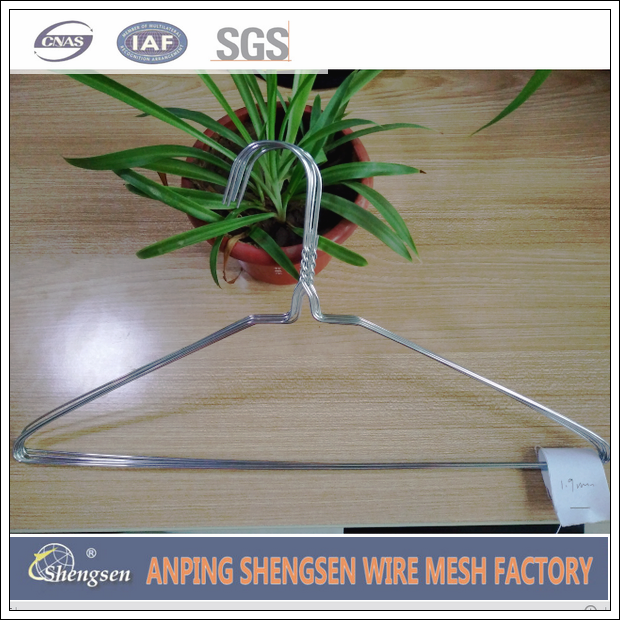 best selling products high quality laundry metal wire hangers set