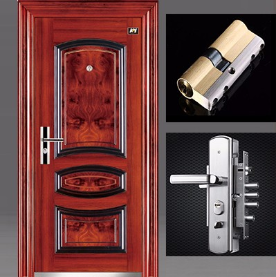 Exterior Double Doors Lowes lowes metal double doors exterior metal doors wood finish - buy