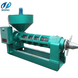 Doing brand best sale peanut oil mill and refiery machinery corn oil pressing machine