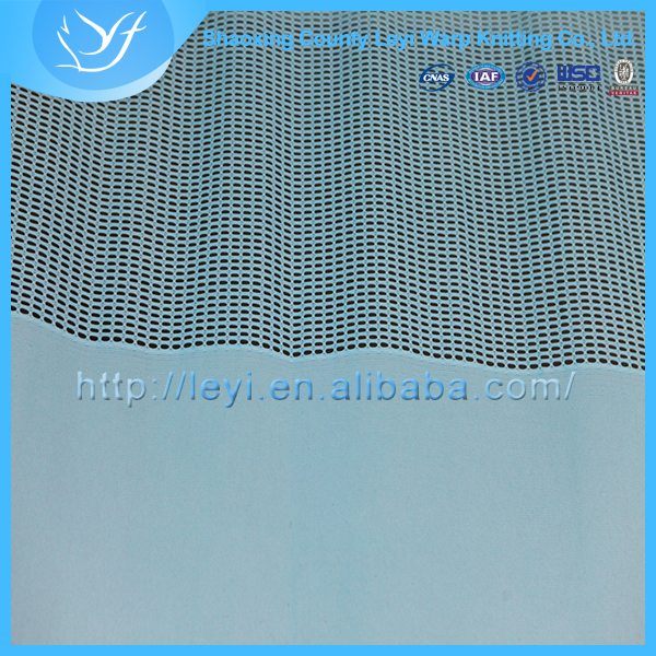 Factory Direct Sales Home Textile Curtain Design LY Hospital Cubicle Curtain Fabric