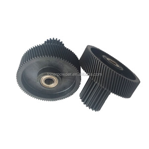 Wholesale spare parts 22T/85T gear for copier machines, compatible for  IRC6800 IR5800 5870 6870 22T 85T