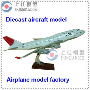 Diecast Airline Airplane Model, Diecast Airline Airplane
