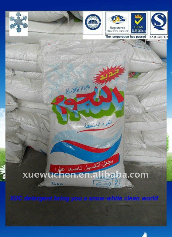 Saudi Arabia Marktet Soap Powder,Laundry Detergent with Low Price