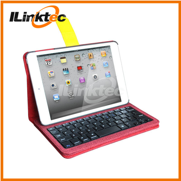 8.3 Inch Detachable Bluetooth 3.0 Keyboard Case for iPad Mini