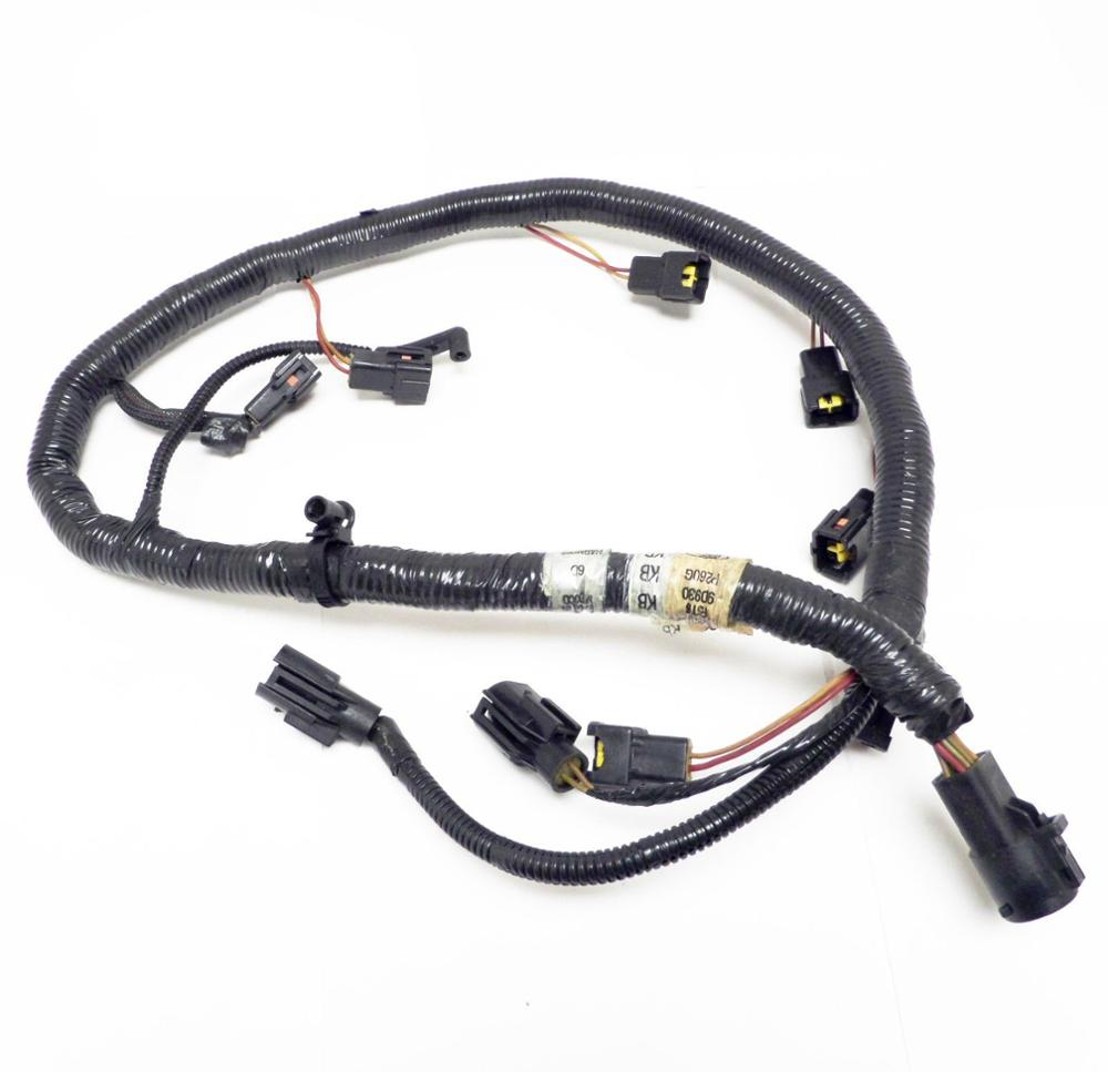 engine wire harness multiport ford 4 9l 300 engine ford f150 econoline e250