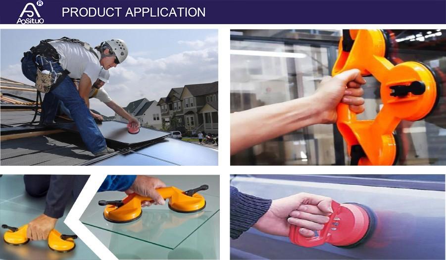 Zuignap Voor Tegels : Vacuüm rubber glas tegel zuignap plaat lifter puller tool buy