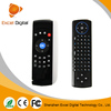 Smart mini wireless keyboard android mini pc remote control