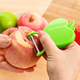 Good selling apple shape folding fruit peeler/apple peeler/fruit planing