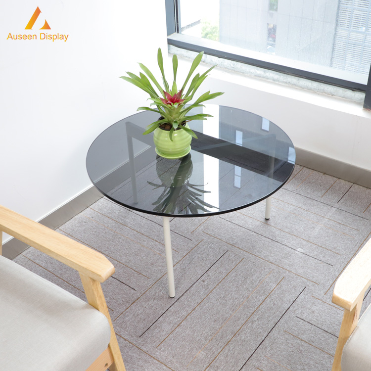 Alibaba China Furniture Small Round Coffee Table With Tempering Glass Top And Metal Base Buy Round Glass Top Coffee Table Beautiful Small Coffee Table Skinny Coffee Table Product On Alibaba Com