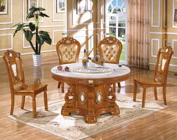 Marble Top Dining Table Designs In India