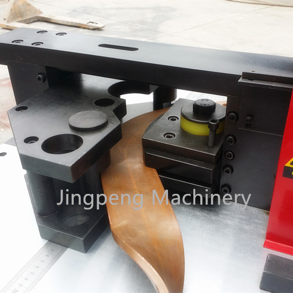 bar punching machine