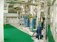 high quality canola oil refinery for sale with good performance