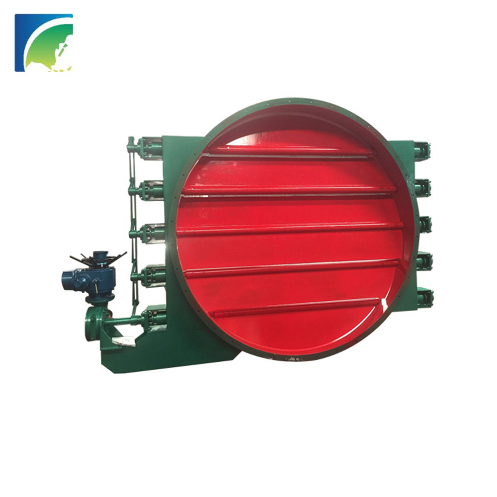 Objective Manual Operation Air Damper Valve 220v Dc24v Air Duct Damper For Ventilation Pipe Valve Home Appliance Parts Air Conditioner Parts