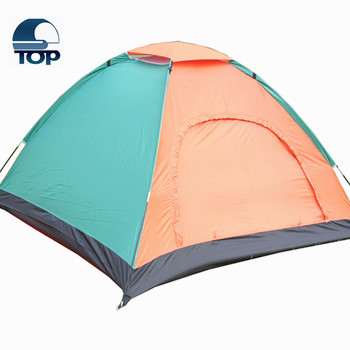 Good quality waterproof huge camping tent winter tent camping for the 2016 big promotion