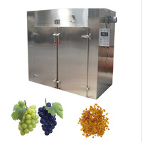 Factory price 50-80kg/batch energy saving medicinal herbs dryer moringa leaf drying machine to dehydrate fruit