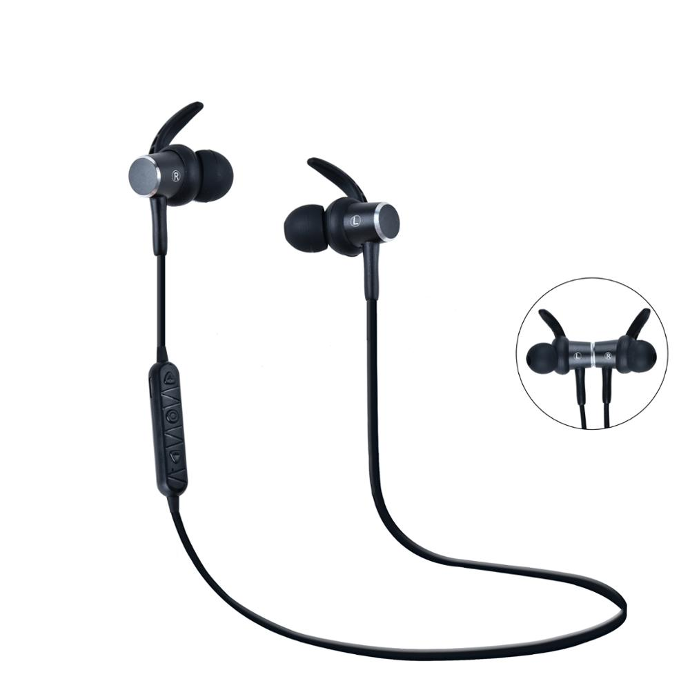 New Earphone <strong>Bluetooth</strong> 2018 Wireless Stereo In Ear Headphone Waterproof Sport <strong>Bluetooth</strong> 4.2 Earbud Headset