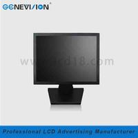 15 inch medical lcd bnc display monitors with 5ms responsive time (MCM-150)