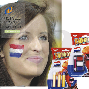 New Design Cheap Football Fans Country Face Paint Buy Face