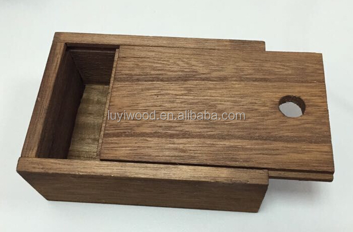 2015 Wooden Small Storage Box Made Of Solid Wood For Sale