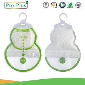 Household Chemical Calcium Chloride Perfume Air Freshener Desiccant Wardrobe Dehumidifier With Hanger