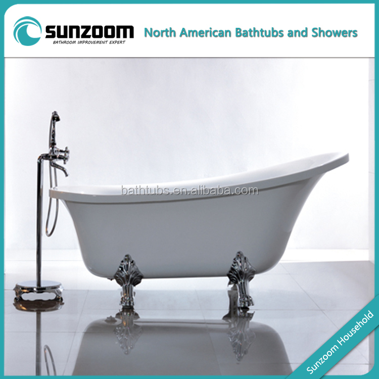 Sunzoom baignoire sur pattes prix antique baignoire en for Prix baignoire sur pied