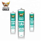 Waterproof Neutral Silicon Sealant for Plastic/Concrete/Metal/Wood