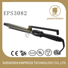 LCD display Titanium Curling Irons digital hair curling iron PTC heater EPS3082