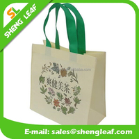 Personalized tote nonwoven bags reusable cheap shopping bags