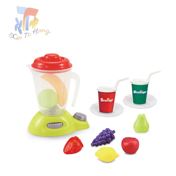 Kids kitchen set toy blender toy with light music