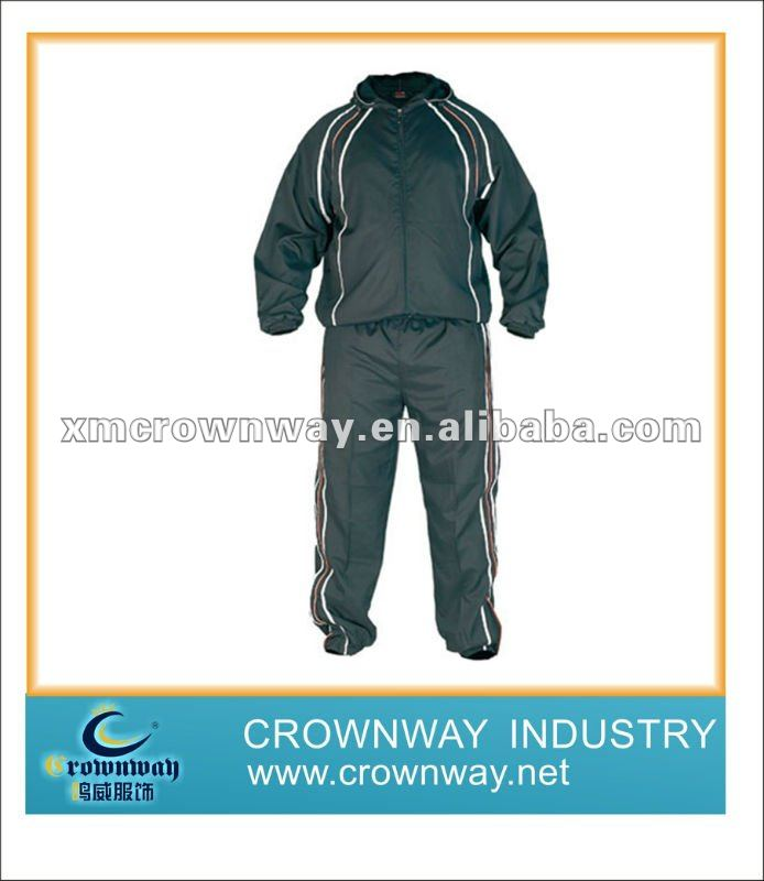 Men's track suit and active sportwear 2012