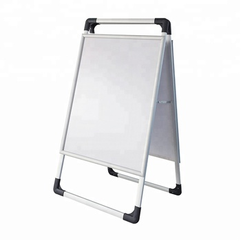 Aluminium Advertising Billboard Picture Frames Double Sided Snap ...