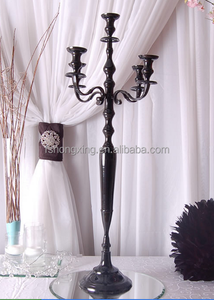 Whole Wedding Black Candelabra Supplieranufacturers At Alibaba