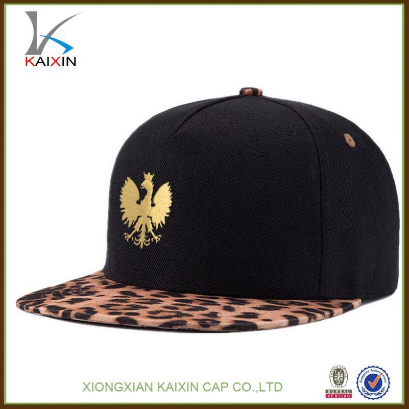 fitted leather baseball hat caps brown cap custom black